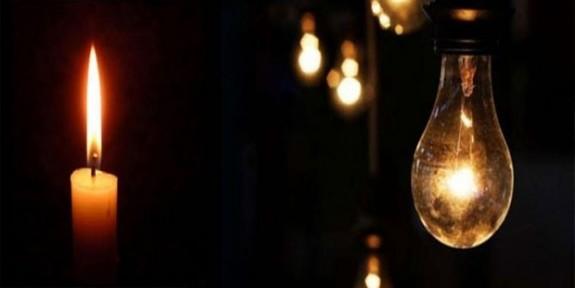 40 köyde elektrik kesintisi olacak