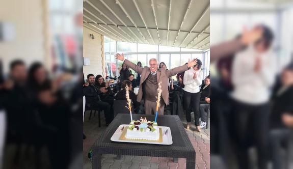 70. yaş mutluluğu