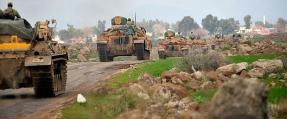 Afrin'de 6 köy daha teröristlerden temizlendi