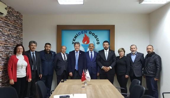 Altuncuoğlu, YDP'ye katıldı