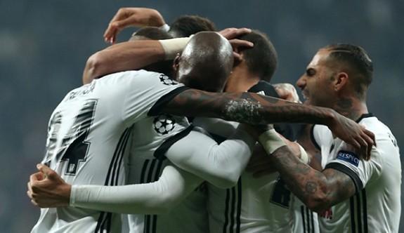 Beşiktaş, Bayern Münih'in konuğu