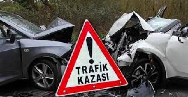 Bir haftada 48 kazada 21 kişi yaralandı