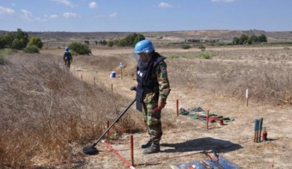 BM, mayınsızlaştırma için yardıma hazır