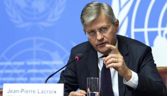 BM yetkilisi adaya geliyor