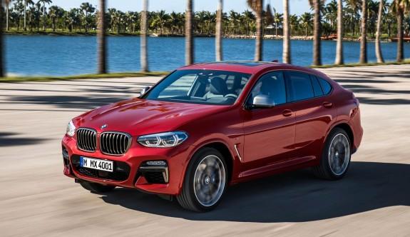 BMW X4'in ikinci nesli büyüleyecek