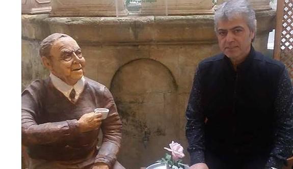 Cengiz Kurtoğlu da Dr. Küçük Müzesi'ndeydi
