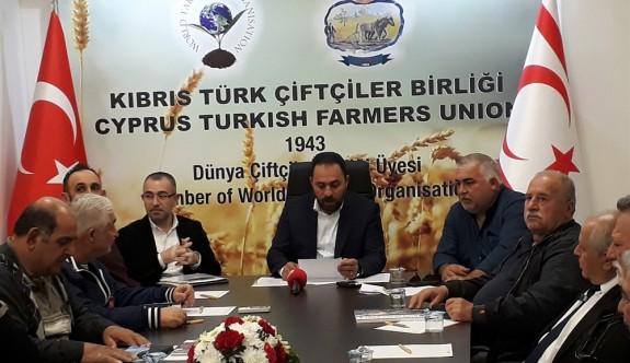Çiftçiler Birliği'nde Genel Kurulu 31 Mart'ta