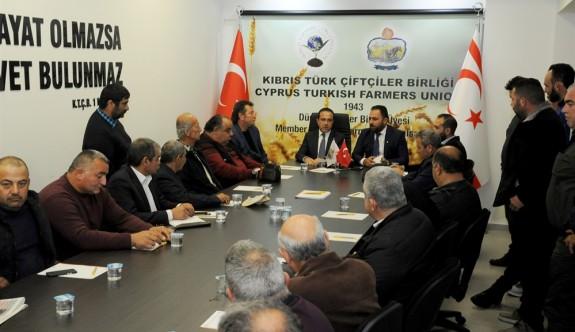"""""""Çiftçilik devlet ile işbirliği içerisinde yürütülmeli"""""""