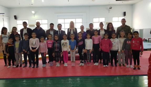 Cimnastik federasyon başkanları buluştu