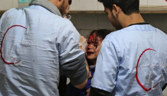 Dünyanın sessiz kaldığı katliam: Doğu Guta
