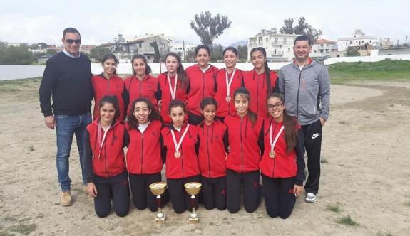 Future College Kız Atletizim Takımı, Mersin'de yarışacak