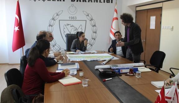Girne-Çatalköy İmar Planı masaya yatırıldı