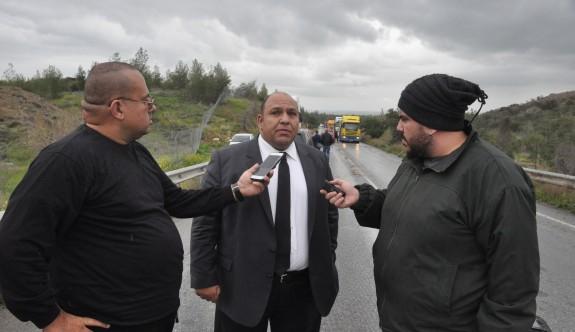 Girne – Değirmenlik Dağyolu trafiğe kapatılabilir