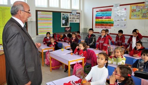 Girne'ye iki okul müjdesi