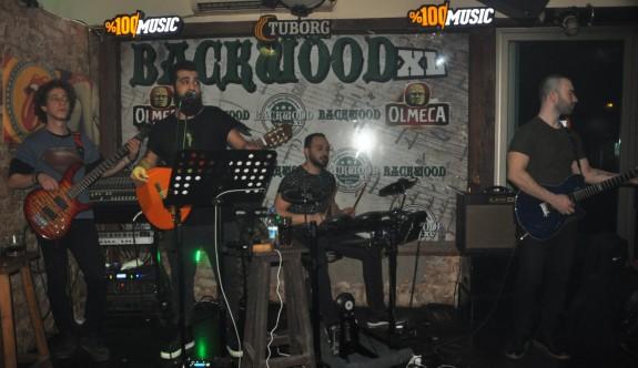 Gökhan Çınar Full Band'la keyifli saatler