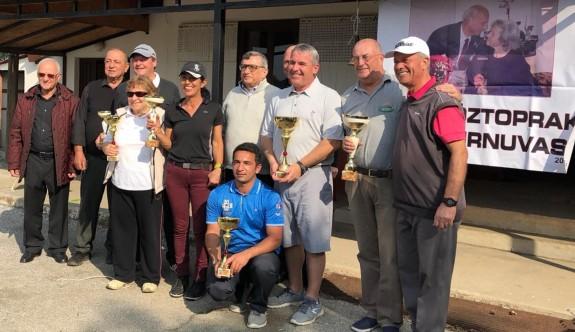 Golfte şampiyon Blisset