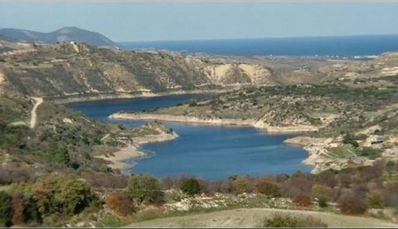 Güney'de barajlardaki doluluk oranı düşük
