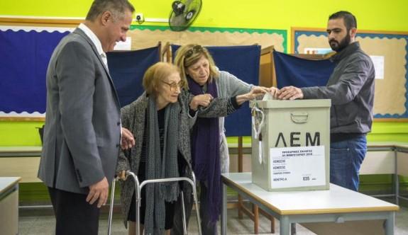 Güney'de seçime katılım oranı 15.00 itibariyle yüzde 53