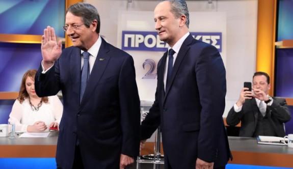 Güney Kıbrıs yeni başkanını seçiyor