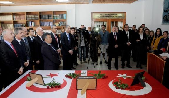 İlk ve tek şehit milletvekili Cengiz Ratip anıldı