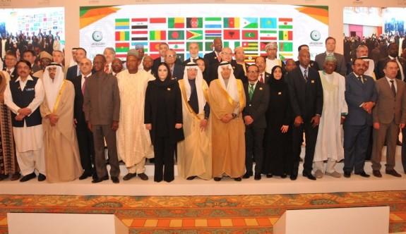 İslam İşbirliği Teşkilatı'na üye devlet bakanlarıyla işbirliği mutabakatı yapıldı