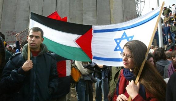 """İsrailli ve Filistinli yetkililerden """"barış"""" görüşmeleri"""