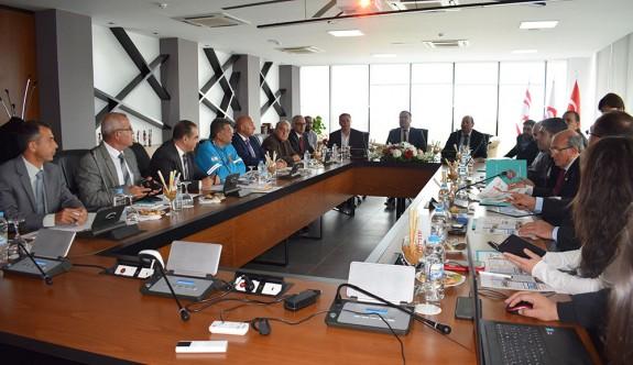 ISURAC Çalışma Kurulu toplantısı UFÜ'de yapıldı