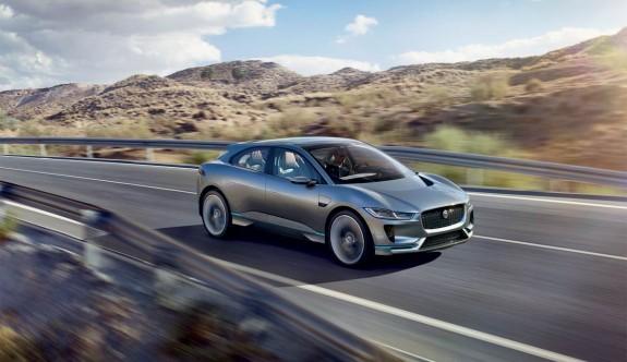 Jaguar elektrikleniyor