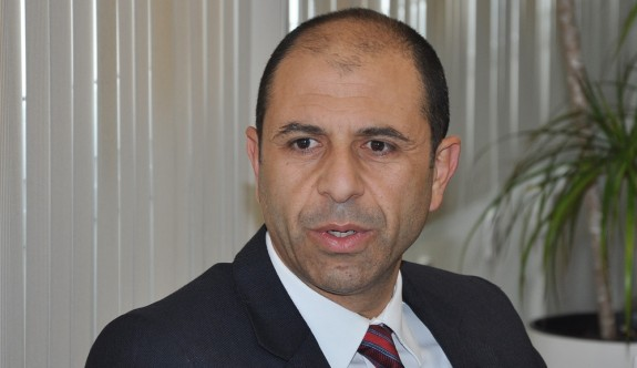 """""""Kıbrıs Türk tarafı doğalgaz konusunda bir aktör konumundadır"""""""