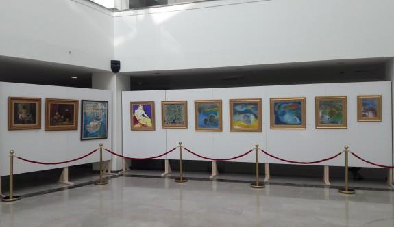 Kıbrıs'ın ilk resim-sanat müzesi YDÜ'de açılıyor