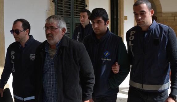Kızılbaş'taki kundaklamaya dört tutuklama