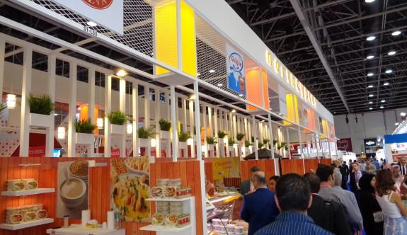 KKTC'den 13 firma Dubai Gulfood Gıda Fuarı'nda