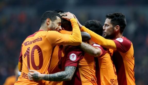 Kupada son yarı finalist Galatasaray