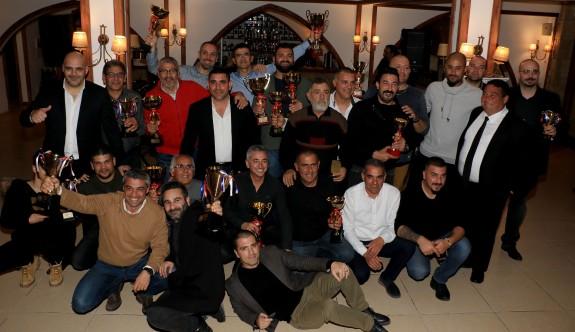 KYOFF şampiyonları kupalarını aldı