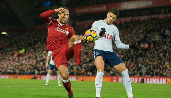 Liverpool ile Tottenham yenişemedi