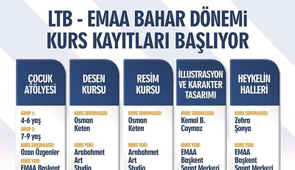 LTB EMAA kurs kayıtları başlıyor