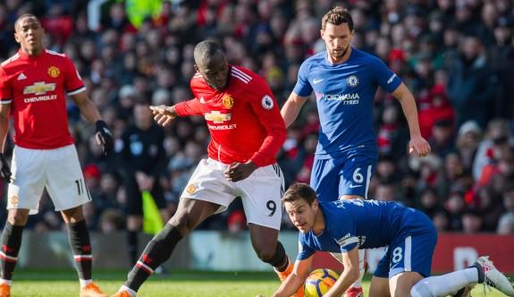Lukaku eski takımı Chelsea'yi yıktı