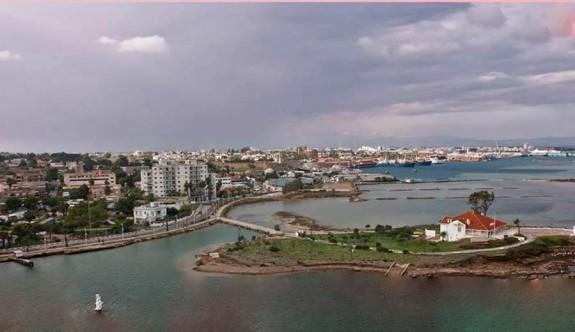 Mağusa'ya yat limanı yapılıyor