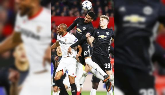 ManU Old Trafford'a avantajlı dönüyor
