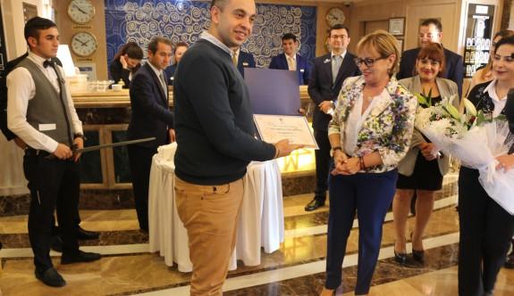 Merit Lefkoşa Hotel& Casino 300.000'inci misafirini ağırlıyor