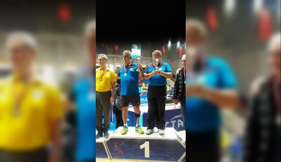 Olguner Bolu'dan şampiyonlukla döndü