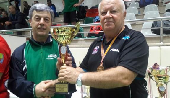 Olguner'in Bolu'da hedefi çifte şampiyonluk