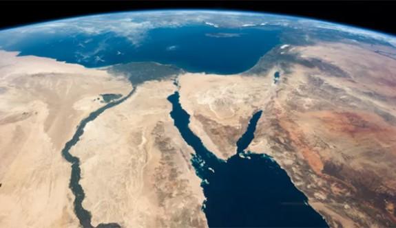 Ortadoğuda tarihi an