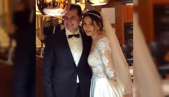Özgürgün çiftinin düğün fotoğrafı ortaya çıktı