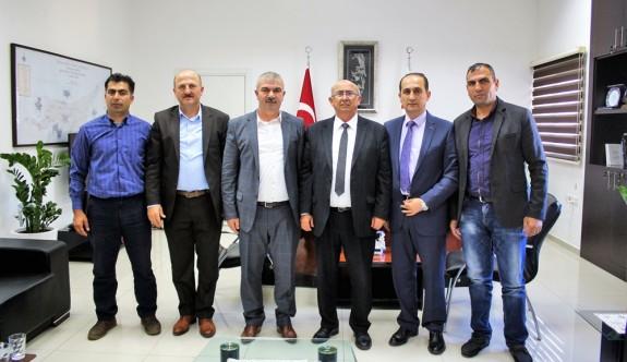 Özyiğit'ten Recep Tayyip Erdoğan İlkokulu'na öğretmen sözü