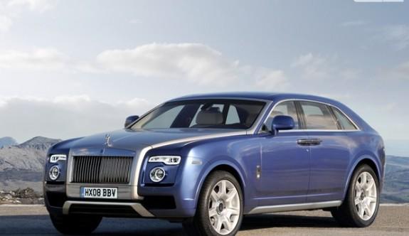 """Rolls-Royce'a """" Cullinan"""" geliyor"""