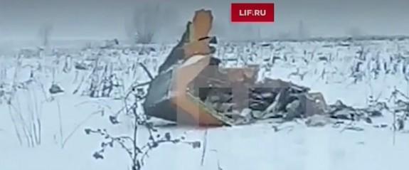 Rus yolcu uçağı Moskova'da düştü: 71 ölü