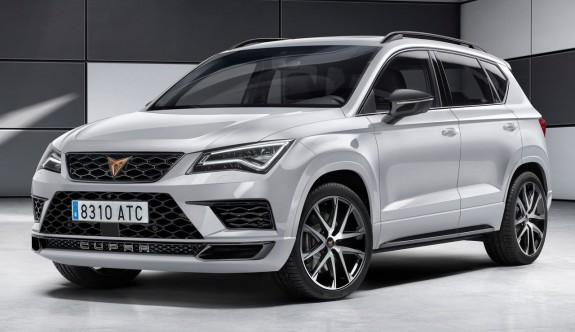 Seat'ın yeni SUV modeli Cupra Ateca