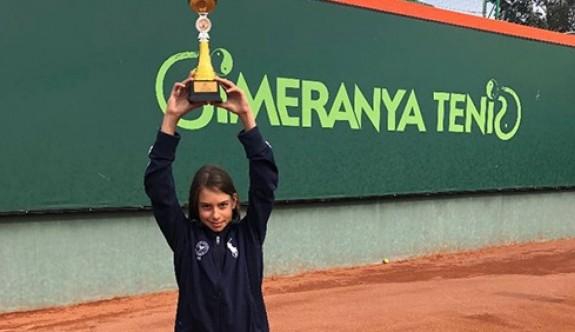 Sevim, Türkiye şampiyonu