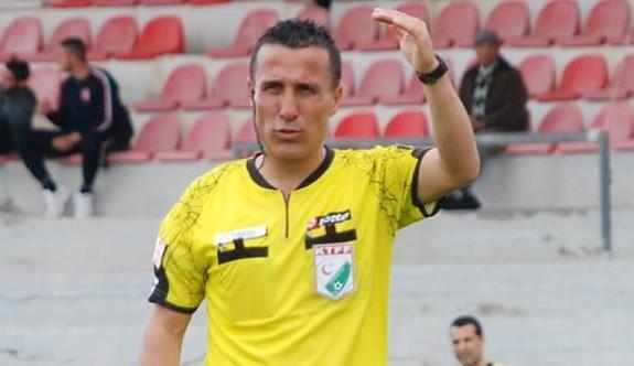 Tahsin Mertekçi Kıbrıs Kupası hakemleri açıklandı